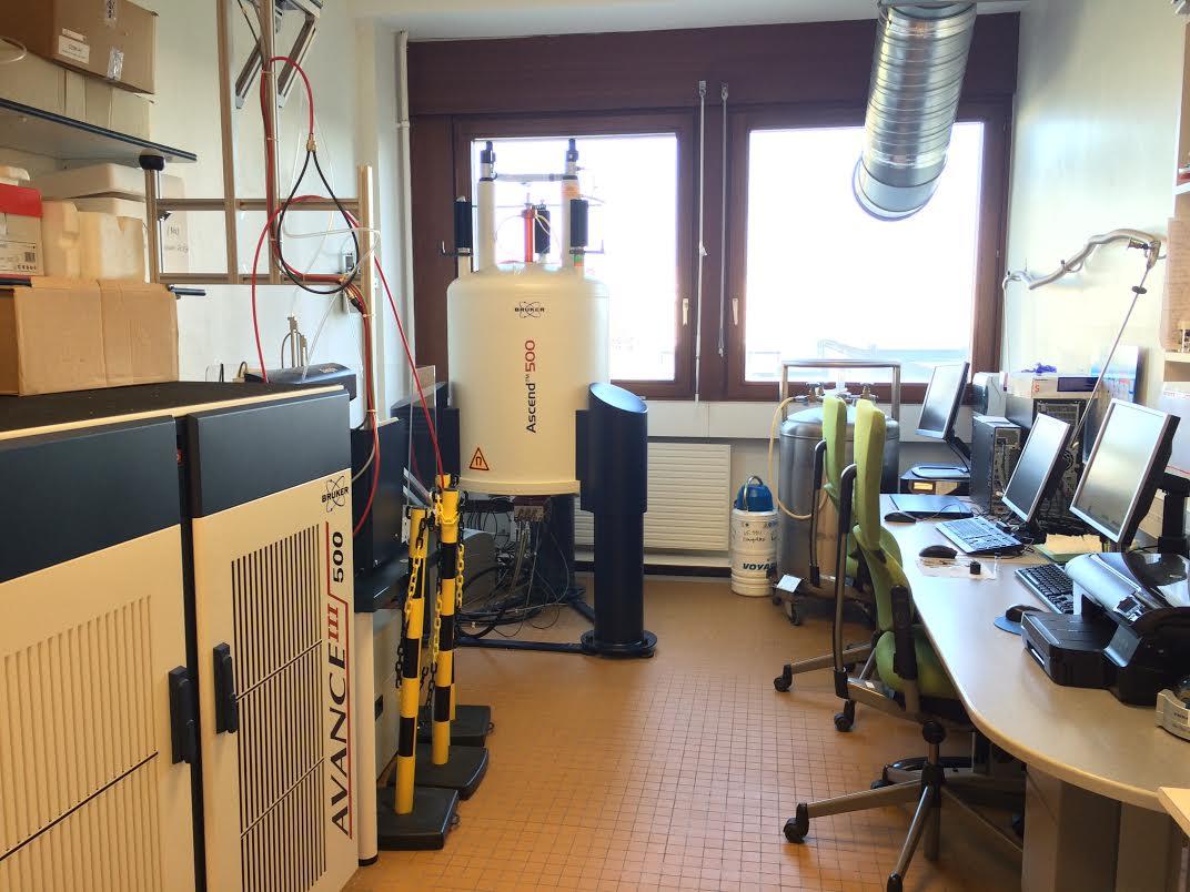 salle spectrometre